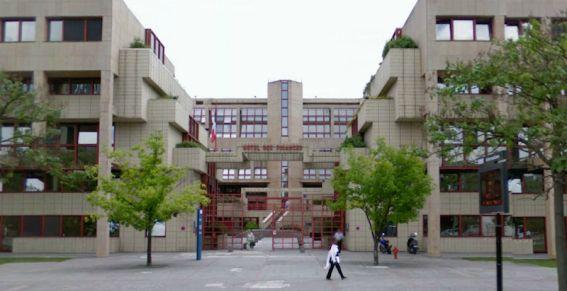 La oficina de impuestos en Créteil (Val de Marne). Foto: Captura de Google Street View