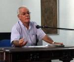 Julio García Luis. Foto: Luis Antonio Gómez.