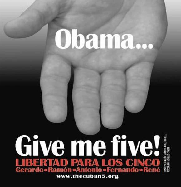 Muestra internacional de diseño respalda causa de antiterroristas cubanos