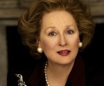 Meryl Streep como Thatcher