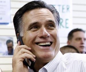 Romney escala puestos en la carrera republicana por la candidatura presidencial