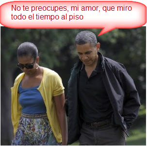 Obama y Michelle