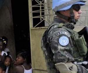 Otro escándalo que involucra a policías de la ONU