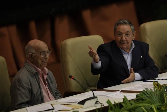 Clausura de la Conferencia Nacional del Partido. Foto: Ismael  Francisco.