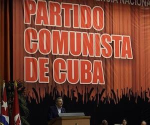 En Cuba defendemos la opción martiana del Partido único