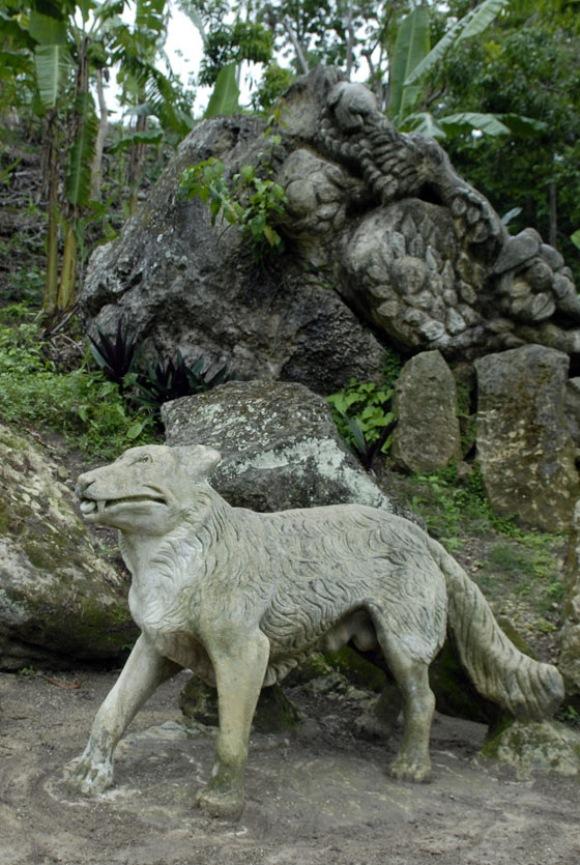 zoolgico de piedra foto roberto surez