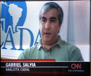 Gabriel Salvia, de Cadal