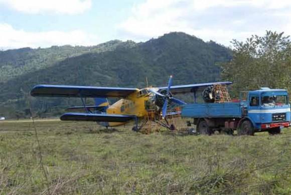 Sobreviven tripulantes de nave cubana a aterrizaje forzoso