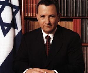 El ministro israelí de Defensa, Ehud Barak.