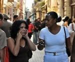 La red de telefonía móvil en La Habana