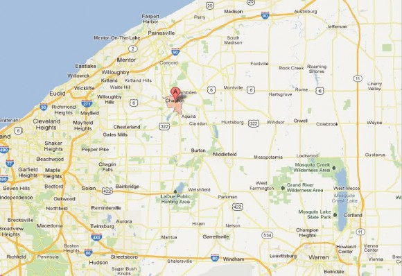 Chardon, Ohio, lugar del tiroteo