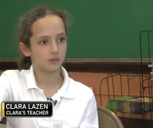 Clara Lazen