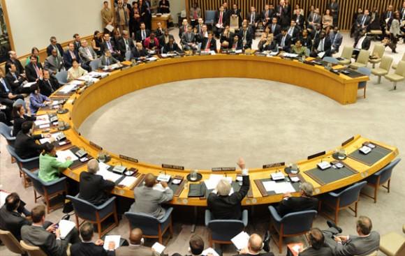 Rusia y China vetaron este sábado en el Consejo de Seguridad de la Organización de Naciones Unidas (ONU) por segunda vez resolución de la ONU contra Siria.