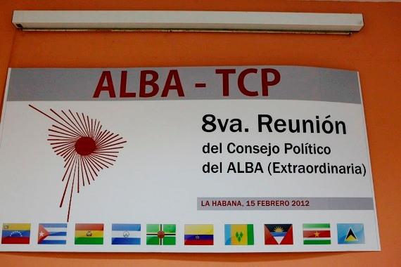 Reunión de Cancilleres del ALBA en La Habana. Foto: Yenny Muñoa/ CubaMinrex