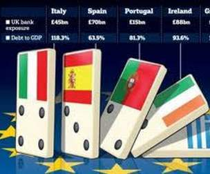 Crisis en Europa