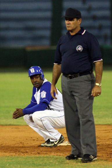 Cuba árbitros. Foto: Ismael Francisco