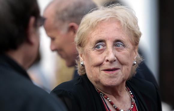 Stella Calloni. Foto: Ismael Francisco/Cubadebate