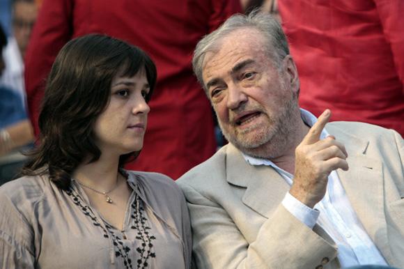Miguel Bonasso. Foto: Ismael Francisco/Cubadebate