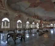 Exposición de Kcho en el Gran Teatro de La Habana. Foto: Ismael Francisco