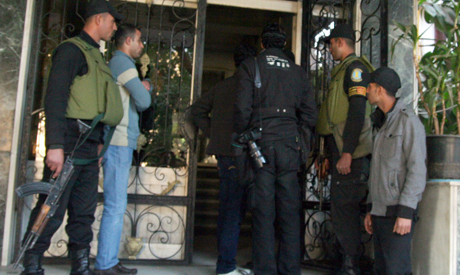 Registro a una ONG en El Cairo, en diciembre de 2011 (Foto: AP)