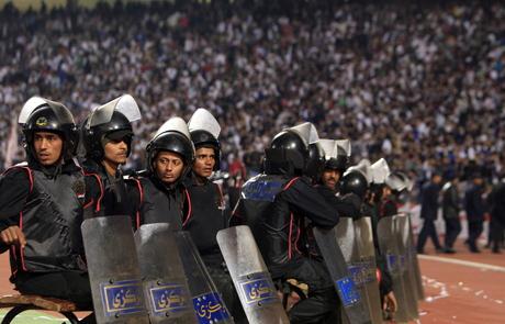 Egipto. Foto: AFP