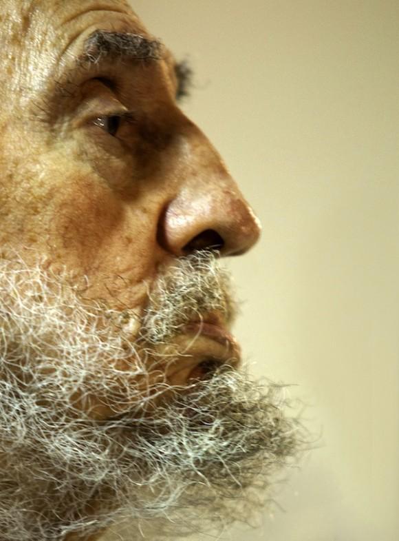 Fidel Castro. Foto: Roberto Chile/Cubadebate