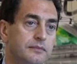 Eric Chevalier, embajador de Francia en Siria