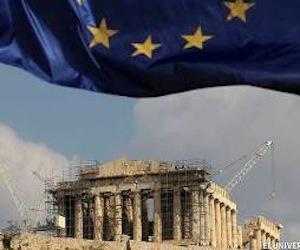 Próximas a aprobarse severas medidas de austeridad en Grecia