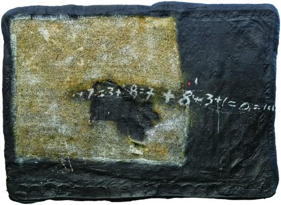 Jorge L Santos s-t 2011 mixta-colchón 140 x 198 x 25