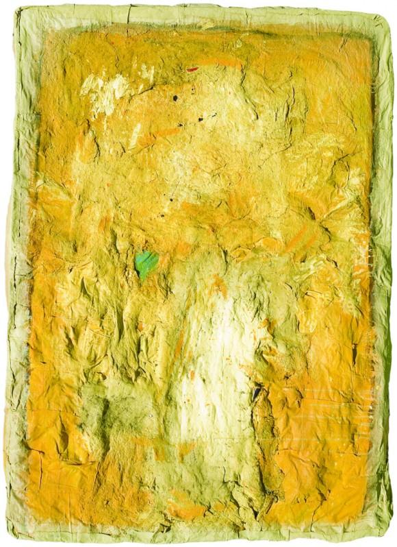 Jorge L Santos s-t 2011 mixta-colchón 183 x 132 x 20