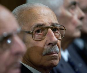 Jorge Videla, ex dictador argentino. Foto: AFP