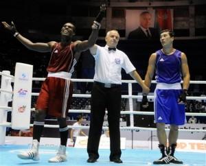 Cuba por seis fajas en Grand Prix checo de boxeo