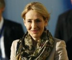 J.K.Rowling, autora de Harry Potter