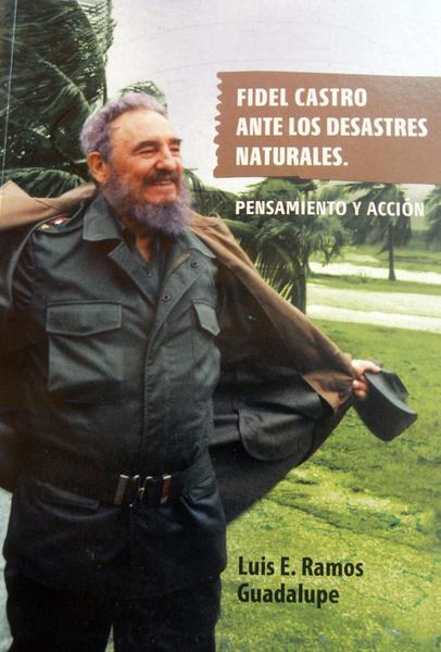 Presentación del libro Fidel Castro ante los desastres naturales, del escritor Luís Enrique  Ramos, en la Casa del Alba, La Habana, Cuba, 14 de junio de 2012  AIN FOTO/Arelys María ECHEVARRIA RODRIGUEZ/