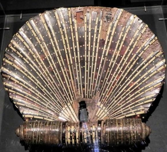 Porta Misal de Cristóbal Colón, que se exhibe en el Museo de La Ciudad, en La Habana Vieja, Cuba, el 4 de febrero de 2012. AIN FOTO/Tony HERNÁNDEZ MENA