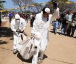 Muertos por incendio en cárcel hondureña