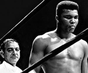 Angelo Dundee y Muhammad Ali