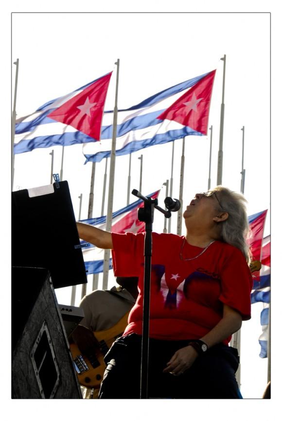 Sara González. Foto: Iván Soca