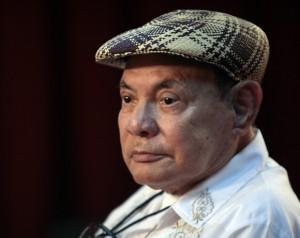 Tomás Borge. Foto: Ismael Francisco/Cubadebate