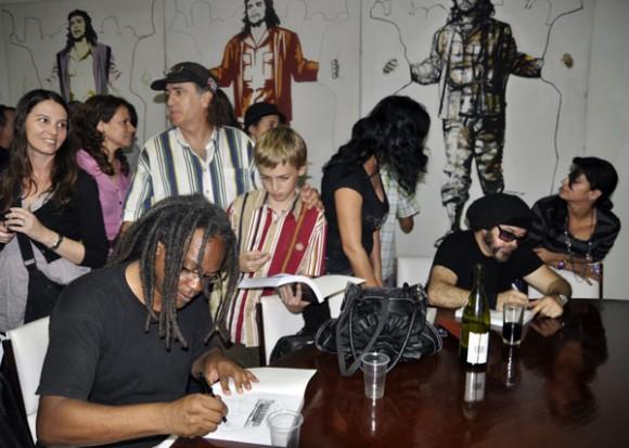 Trovadores en Casa de las América. Foto: Kaloian