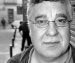 """Alfredo Grimaldos, autor del libro """"La CIA en España"""" Foto: Luis Cisneros"""