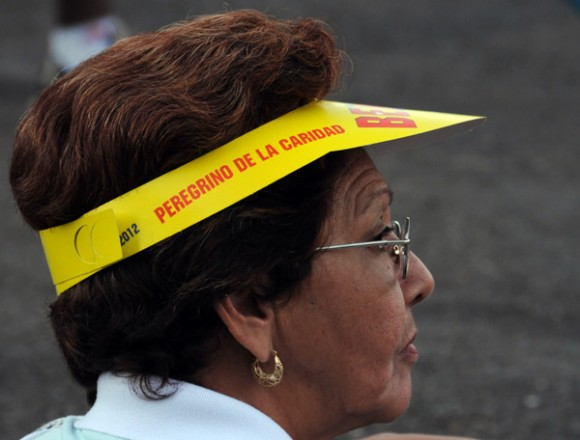 Amanecer en la Plaza de la Revolución José Martí. Foto: Ladyrene  Pérez Pérez/Cubadebate.