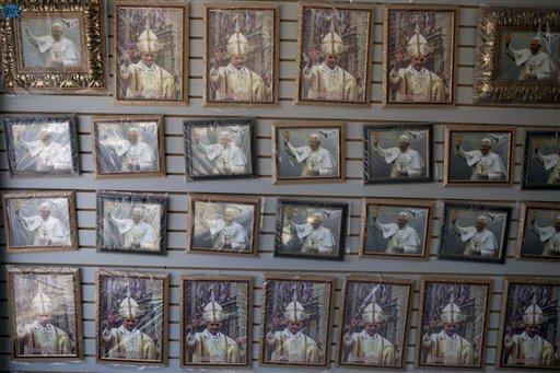 Imágenes en el aeropuerto. Foto Cubadebate