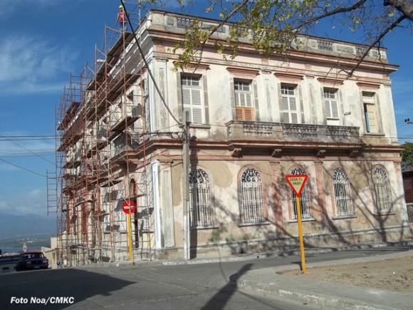 Arzobispado de Santiago de Cuba. Foto: Miguel Noa