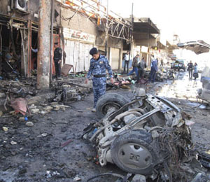 Atentados en Siria