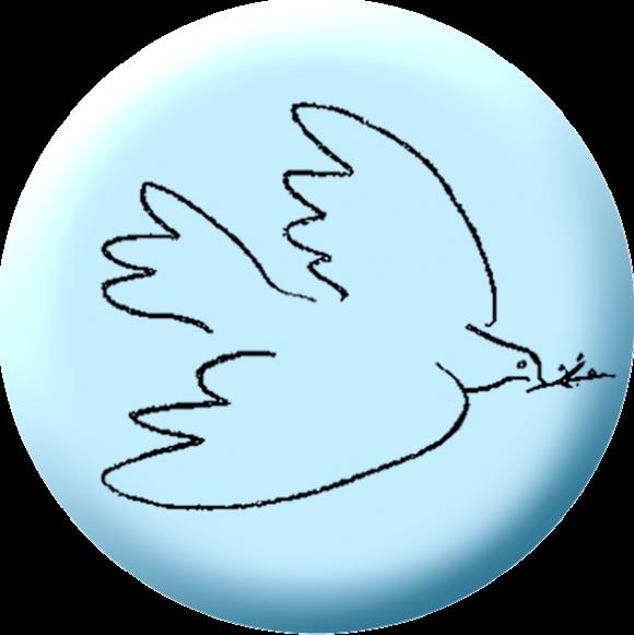 Un avatar inspirado en la paloma de la paz de Picasso acompañará a quienes se unan al llamado de Fidel este miércoles en Twitter.