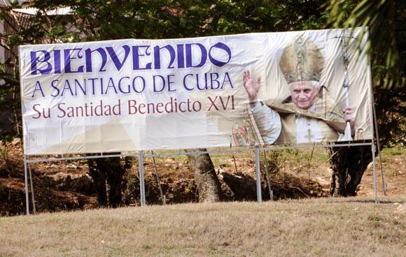 Visita de Benedicto XVI a Cuba. Foto: Ismael Francisco