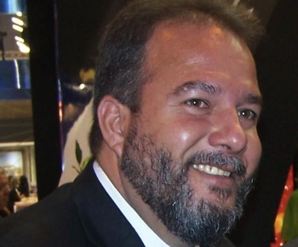 Manuel Marrero, Ministro de Turismo de Cuba.