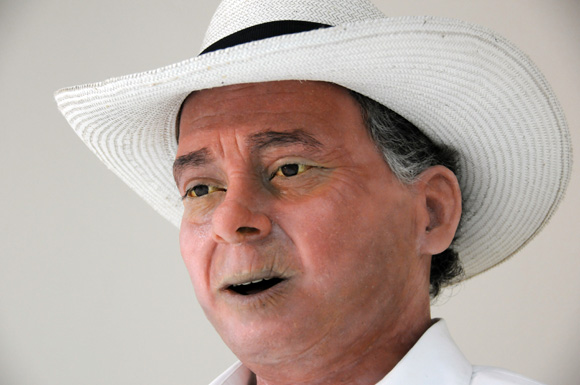 Polo Montañez, cantautor cubano. Foto: Ismael Francisco/Cubadebate.