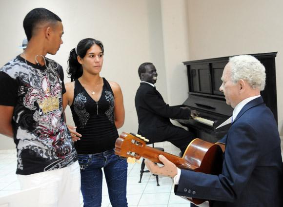 Museo de cera de Bayamo. Foto: Ismael Francisco/Cubadebate.